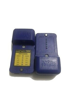 Mills Networking Cable Tester C00-2000 • 34.99£