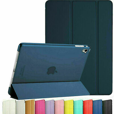 Smart Magnetic Leather Stand Case Cover For IPad 2/3/4 9.7 2018,Air, Air2, Minis • 5.49£