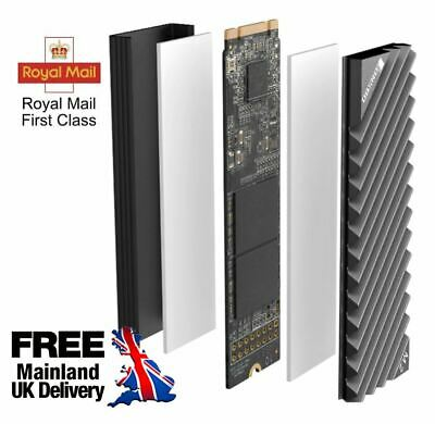 Jonsbo M.2-3 Heat Sink Cooling Pads NVME 2280 SSD Radiator [Fast UK Shipping] • 9.99£