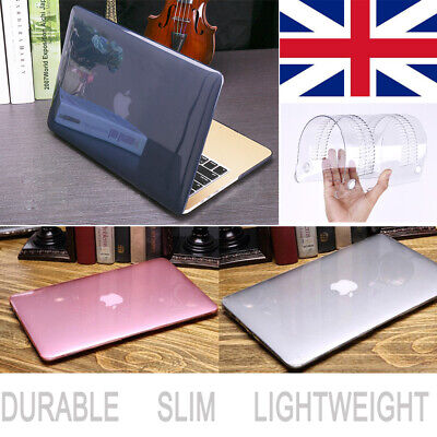 For Macbook Pro 13.3 Touch ID A2251 A2289 2020 Hard Crystal Case Slim Full Cover • 8.99£