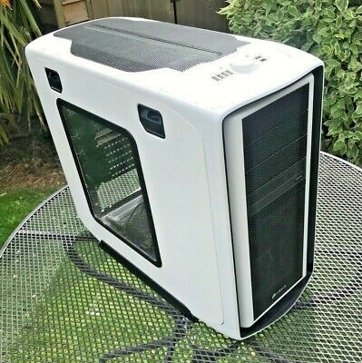 Corsair 600T Graphite Windowed White Case - Collect FREE From Gatwick Area • 17£