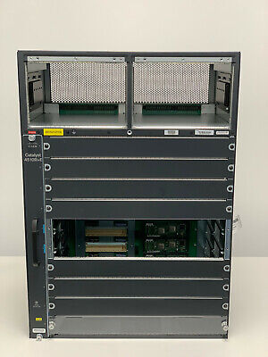 Cisco Ws-c4510r+e. 90 Day Warranty. Free Uk Shipping • 160£