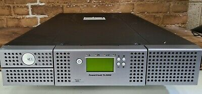Dell PowerVault TL2000 Tape Library 267083 • 499£