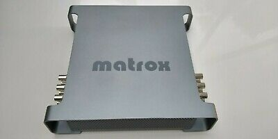 Matrox MX02 LE/R With MATROX T/ADP Thunderbolt Adapter For Mx02 Digital Video • 245£