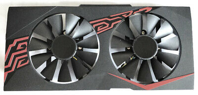 Graphics Cards Fan Cooler / Gpu Cooler For ASUS P106 Mining Card New • 13.50£