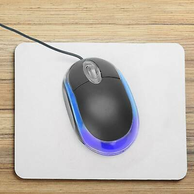 Wired Usb Optical Mouse For Pc Laptop Computer Scroll Wheel - Black Mouse • 7.99£