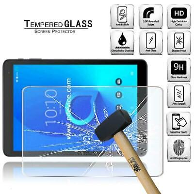 Genuine Tempered Glass Screen Protector Cover For Alcatel 1T 10 (2018) • 5.99£