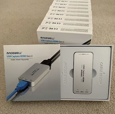 Magewell USB Capture HDMI Gen 2 • 220£