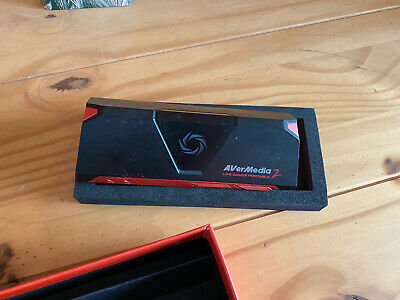 AVermedia Live Gamer Portable 2 GC510 Game Recording And Streaming Device • 150£