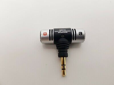 Olympus ME-51S Stereo Electret Condenser Stereo Microphone  • 18£