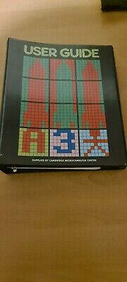 BBC USER GUIDE For The Vintage BBC Micro Computer In Binder • 3.30£