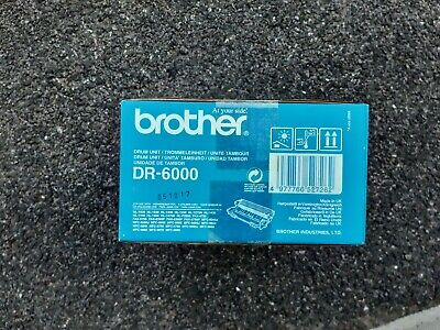 Genuine Brother DR6000 DRUM KIT/UNIT A- DR-6000 • 65£