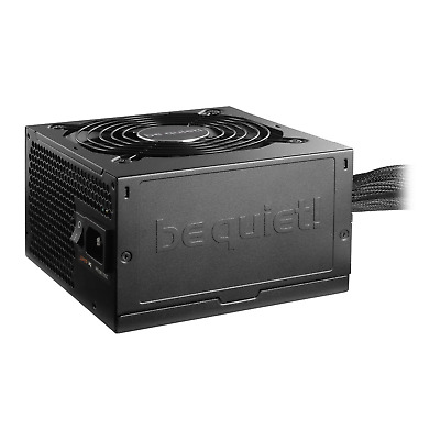500W Be Quiet! BN246 System Power 9, Full Wired, 80PLUS Bronze, Dual Rail, 38A,  • 400£