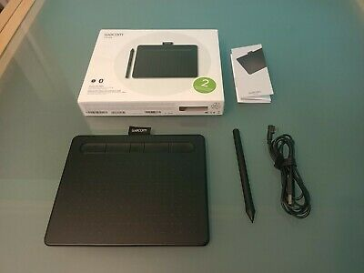 Wacom Intuos Ctl-4100 Bluetooth Graphics Tablet With 4k Pen Very Good Condition • 49.95£