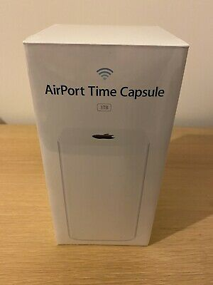 New Apple AirPort Time Capsule 3TB - ME182ZP/A • 299£