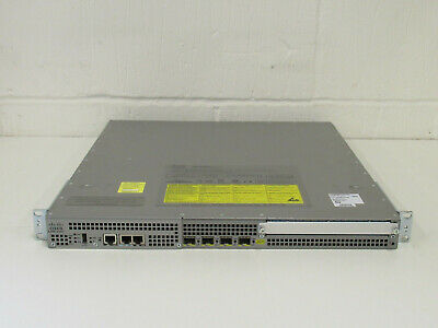Cisco Asr1001 With Enterprise License. 90 Day Warranty. Free Uk Shipping • 615£