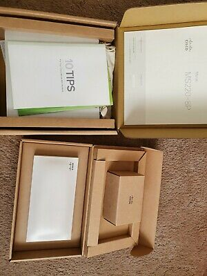 Meraki MS220-8p Switch And MR33 Wireless Access Point • 35£
