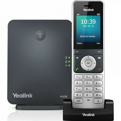 BT Yealink W60P DECT IP Phone • 70£