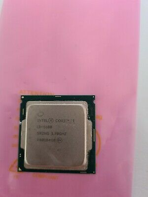 Intel Core I3-6100 Cpu Tried And Tested  • 16£