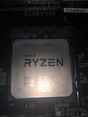 AMD Ryzen 7 3700X Processor (8C/16T, 36 MB Cache, 4.4 GHz Max Boost)  • 190£