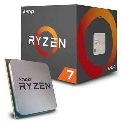 AMD Ryzen 7 1700 AM4 CPU 8 Core 16 Thread • 33£