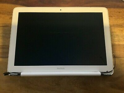 Apple Macbook Unibody A1342 2009 Complete Screen Assembly • 29.99£