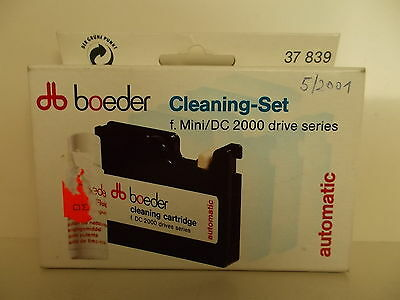 Boeder, Cleaning Set, Reinigungs-Cartridge For All Dc 2000 Drives #K-13-8 • 7.86£