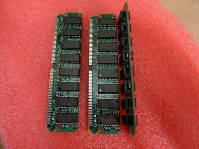 ORIGINAL TEXAS 32MB PS/2 FPM SIMM RAM Parity 8Mx32 72-Pin TMS417400ADJ-60 • 15£