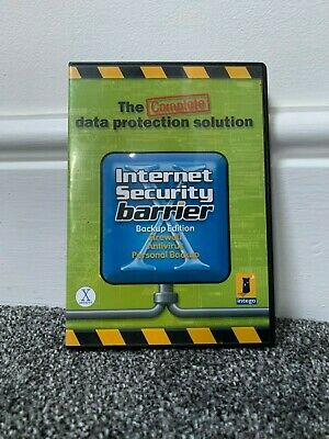 Intego Internet Security Barrier COMPLETE Edition For Apple Mac • 18£