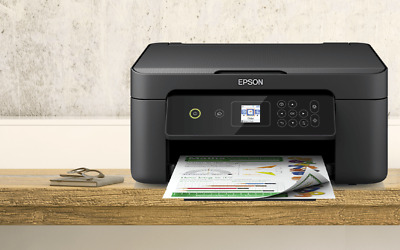 Epson Expression Home XP-3100 All-in-One 3.7cm LCD Screen Wi-Fi Printer - Black • 99.50£