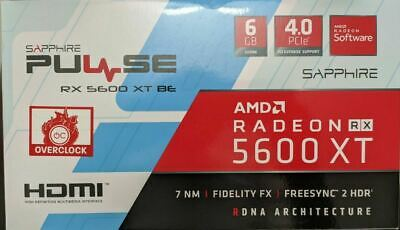Sapphire Pulse 5600XT 6GB - Lightly Used - Fast Shipping! • 200£