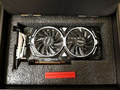 MSI Radeon RX 580 ARMOR 8G OC Graphics Card - Used - Fast Delivery! • 126£