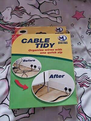 JML Cable Tidy New Never Used  • 0.99£