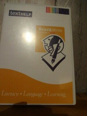Text Help Literacy,Language, Learning Version 7 Gold • 4£