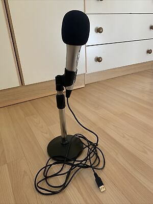 ProSound USB Microphone With Adjustable Stand  • 10£