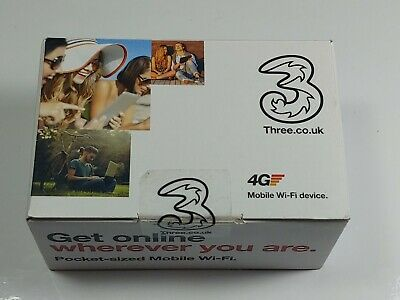 Huawei Pocket WiFi From Three, Sealed In Original Box • 4.99£
