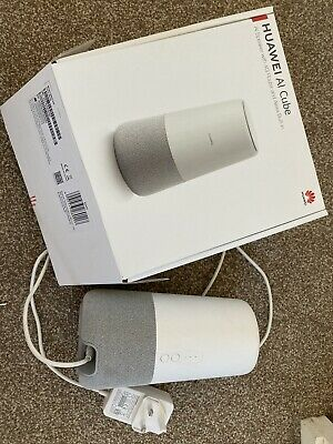 Huawei AI Cube B900 4G WiFi Router Built In Alexa Smart Speaker(3 / Three) Boxed • 20£