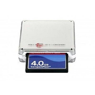All In 1 USB 2.0 Memory Card Reader CF  M2 MS SD XD  • 5.39£