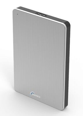 1TB 2.5 Inch USB 3.0 External Pocket Hard Drive For Smart TV In Silver New • 48.99£