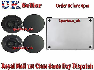Macbook Pro A1278 A1286 A1297 Bottom Base 4 X Rubber Feet Foot Pad 13 15 17  NEW • 2.10£