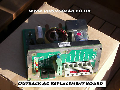 Outback Power Inverter Charger AC Board VFX FX GFX  • 275£