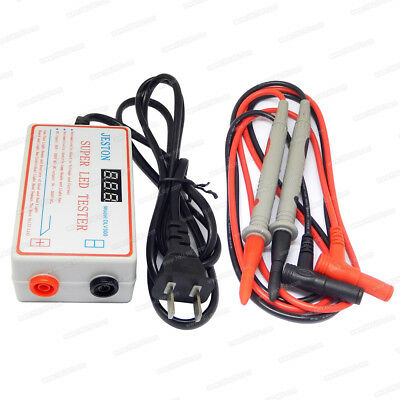 LCD TV Laptop CCFL Backlight Tester Tool For All Size LED Lamp Intelligent Test • 13.04£