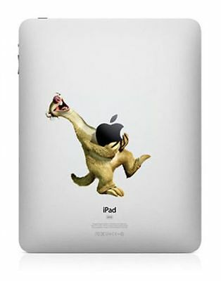 IPad Decal Sticker Ice Age Sid  Art For Apple Tablet • 8.80£