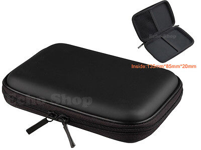 HDD EVA Hard Case Pouch For 2.5  SAMSUNG T5 External SSD • 7.99£