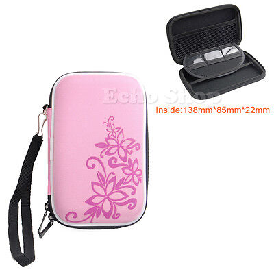 2.5  HDD EVA Hard Case Pouch For SAMSUNG SAMSUNG T5 External SSD • 7.99£