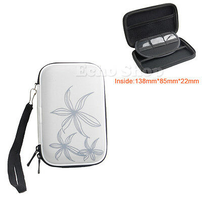 2.5  HDD EVA Hard Case Pouch For SEAGATE Backup Plus Slim Portable Hard Drive • 7.99£