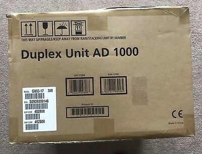 Ricoh G893-17 Duplex Unit AD1000 Boxed And Unused. • 24.99£
