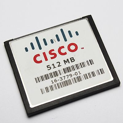 Job Lot 10x Cisco AIM-CUE-512CF ASA5500-CF-512MB ASA5510 5520 5540 Compact Flash • 90£