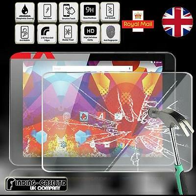 Tablet Tempered Glass Screen Protector Cover For Fusion5 104 10.1  • 5.99£