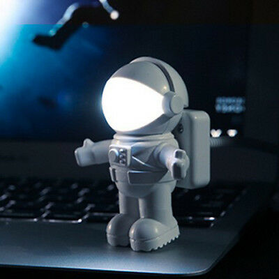Astronaut Spaceman LED USB Gadget Light Lamp For Computer Laptop PC Notebook • 3.27£